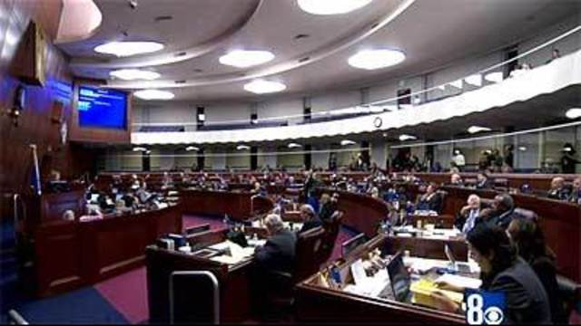 Nevada Legislators Pass 5 Bills in Special Session