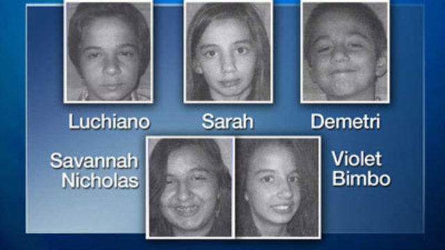 Private Citizen Spots Siblings Missing from Child Haven