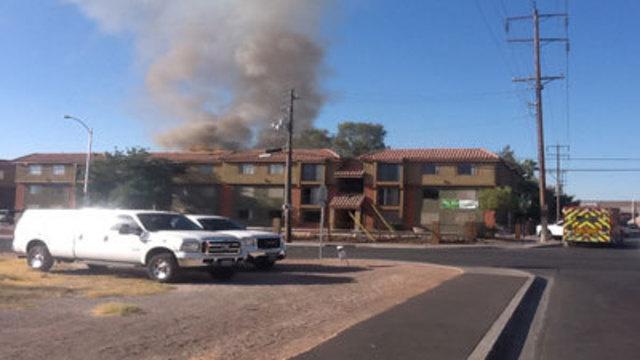 Three-Alarm Fire Displaces 91 Residents
