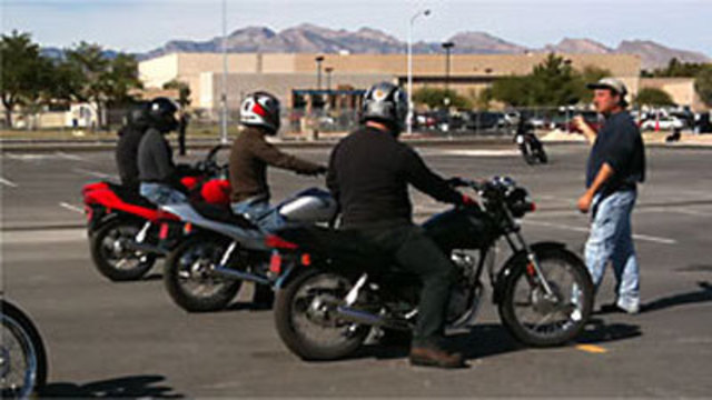'Ride to Work' Promotes Safe Riding, Road Sharing