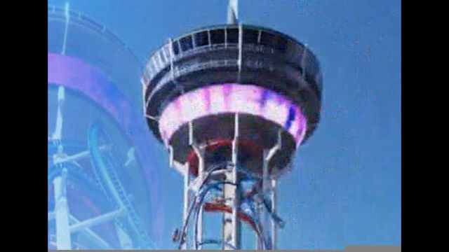 Proposed Strip Rollercoaster Provides Excitement and Questions