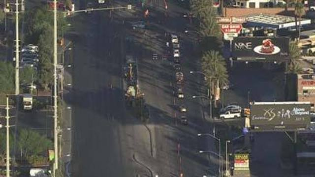 Driving You Crazy: Roadwork at Decatur and Flamingo