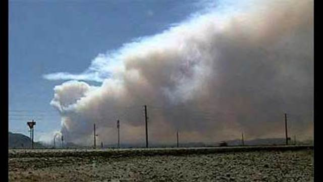 Carpenter 1 Fire Grows to Nearly 20,000 Acres
