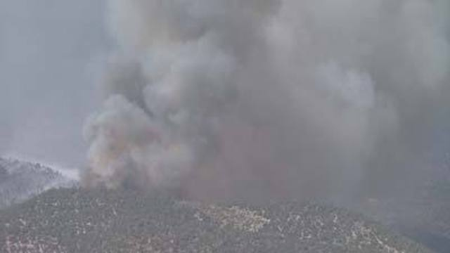 Carpenter 1 Fire to Leave Ecological Damage