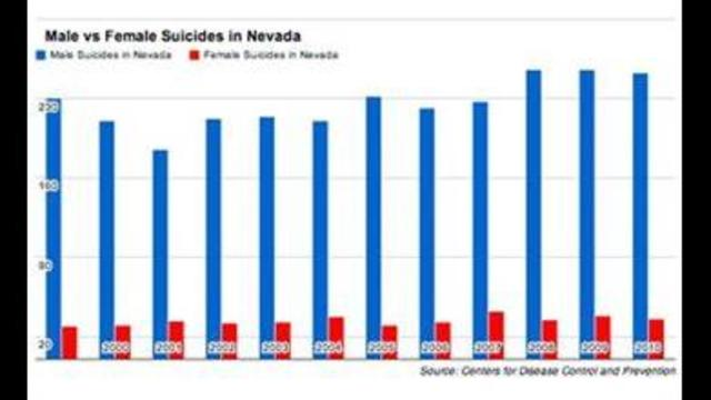 1999-2010: Nevada Led U.S. in Firearm Suicides For Those 50 and Older