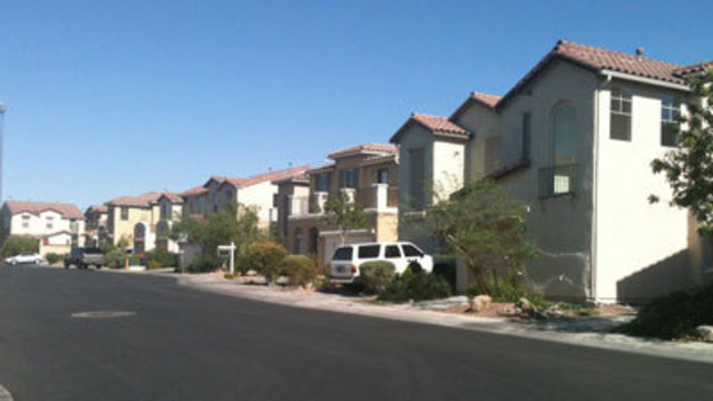 Las Vegas Home Prices Rise in December