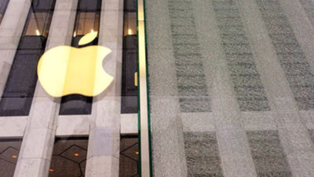 Apple Store's 'Glass Cube' in NYC Shattered by Snow Blower