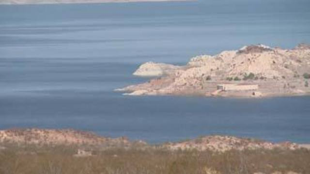 Group Claims Solution to Lake Mead's Water Shortage