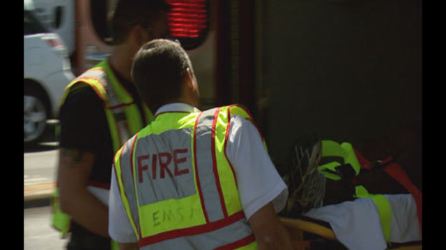 Las Vegas Fire and Rescue Looks to Take Over Ambulance Trips