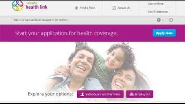 Fewer Nevadans Than Expected Enroll for Insurance