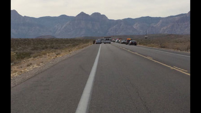One Dead in Officer-Involved Shooting Near Red Rock