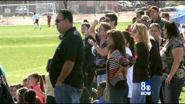 Fight Among Parents Erupts at Soccer Tournament in Las Vegas