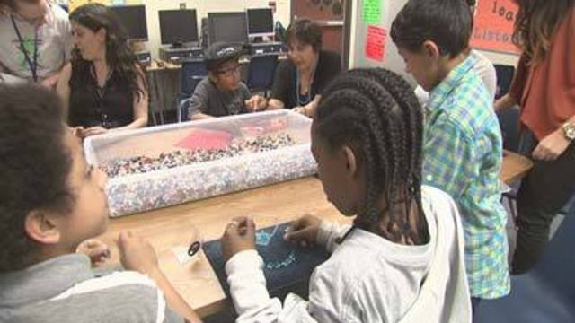 Cool at School: Jewelry Maker Brings Craft to Valley Students