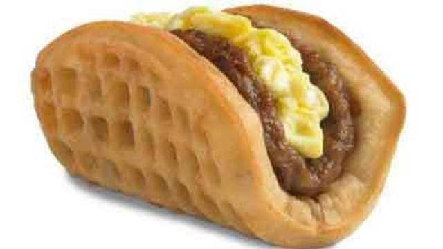 Taco Bell Adds Waffle Taco, Other Breakfast Items