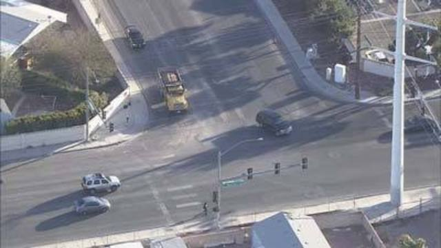 Driving You Crazy: Road Work at Vegas Valley and Cabana