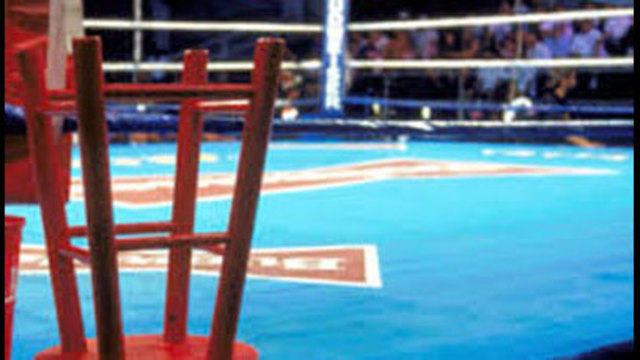 Boxing Champ Can't Get Out of Jail for Fight at MGM