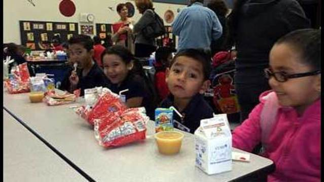 Efforts Underway to Expand Food Program to Hungry Children