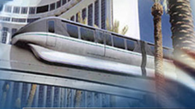 New Push to Extend Monorail from Airport to Downtown