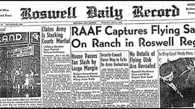 Nuclear physicist searches for evidence in Roswell UFO case