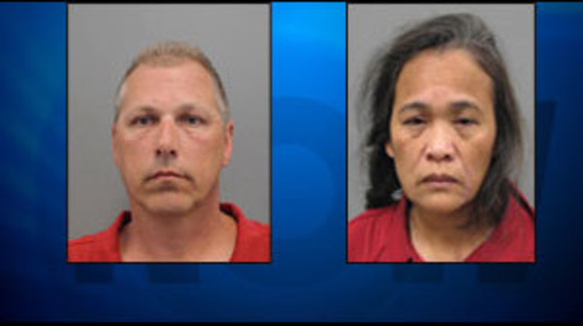 Henderson police arrest couple accused of abducting child
