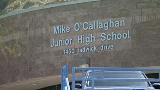 Parents want answers in O'Callaghan Middle School fight -
