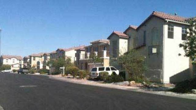 Las Vegas home prices rise in March