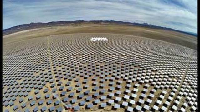 I-Team: Nevada solar plant creates worldwide buzz