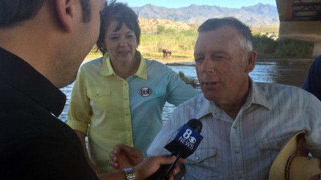BLM releases cattle to Bundy