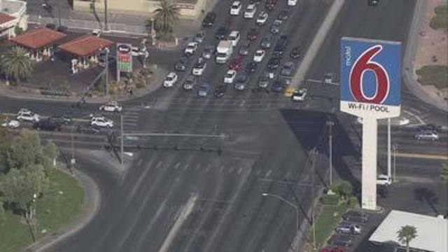Driving You Crazy: Traffic lights on Tropicana Avenue