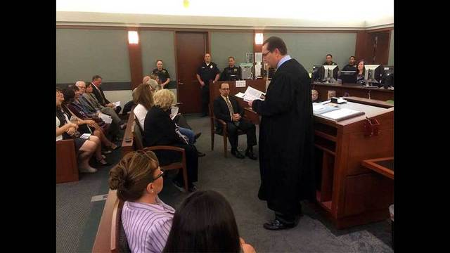 Delegation from Latin America visits Nevada courts