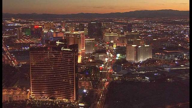 Spotlight on Las Vegas as RNC tours city