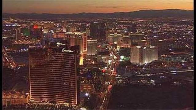 Las Vegas among 15 cities considered for DNC