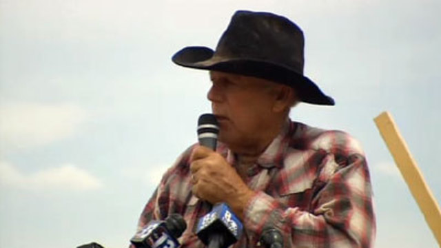 Rancher Cliven Bundy explains racially charged comments