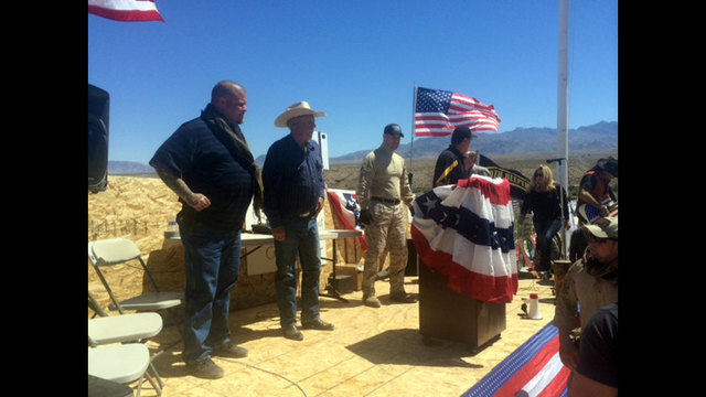 Concerns growing about militia members at Bundy ranch
