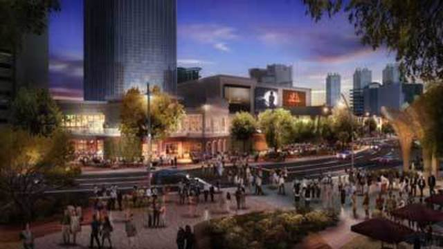 Head of MGM explains new venture on Las Vegas Strip