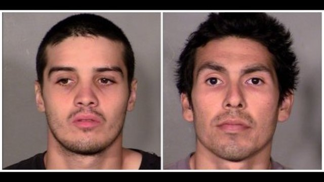 2 men arrested in connection to robbery of woman, 85