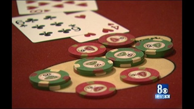 Nevada gaming win rises in March