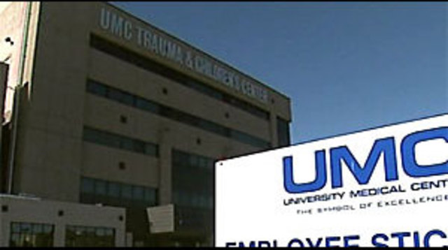 UMC disputes failing grade for hospital safety