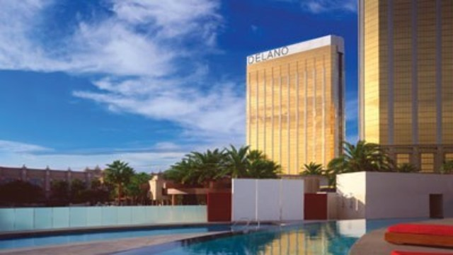 Reservations open at reinvented Las Vegas Delano hotel