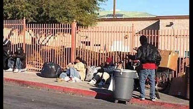 Southern Nevada homeless population up 28 percent