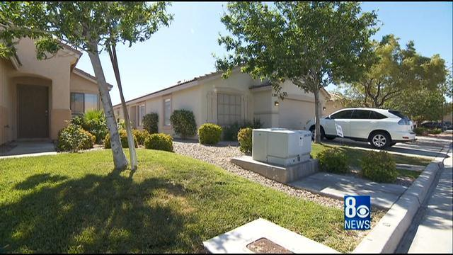 Las Vegas leads nation in distressed home sales