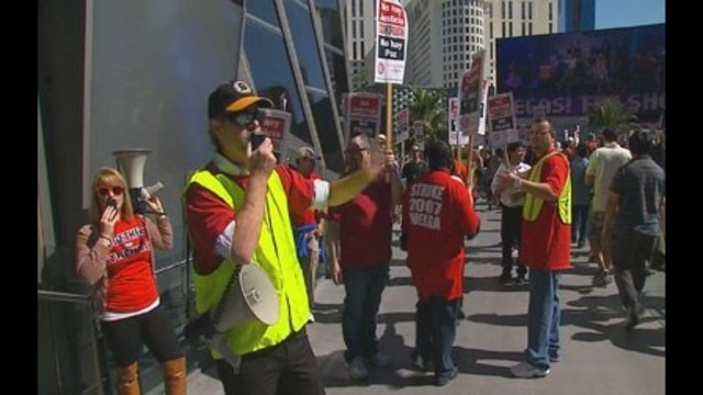 Culinary union calls for strike against 9 downtown casinos