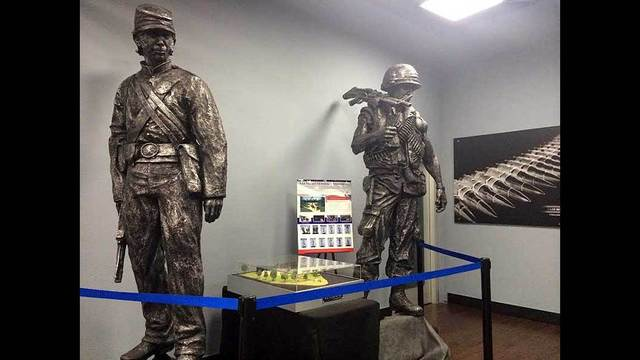 Fundraising underway to make veterans park a reality