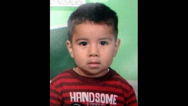 Amber Alert issued for 2-year-old CA boy