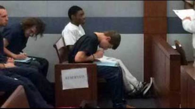 Teen accused of killing brother appears in court