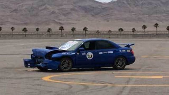 Crash investigators learn valuable lessons at motor speedway