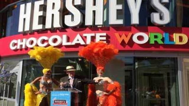 Hershey's World adds to Las Vegas' chocolate offerings