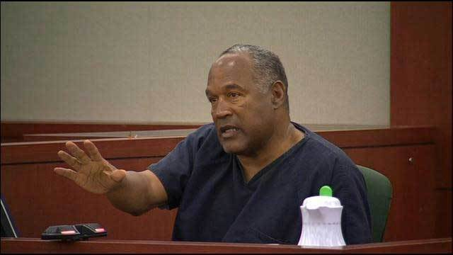 OJ files new appeal in Las Vegas robbery conviction