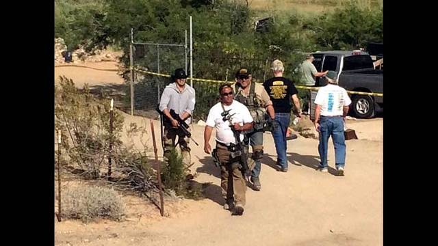 Group suing BLM for records about Nevada standoff