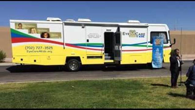 Valley kids to receive free eye exams, glasses in mobile unit